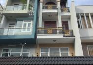 Nhà mặt tiền đường Trương Phước Phan, gần chợ, Bình Tân, 4x25m, đúc 4 tấm, vị trí cực đắc điạ