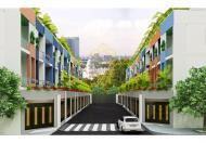 Nhà phố hiện đại 1 trệt, 3 lầu, hẻm xe hơi, đường Số 22, P. Linh Đông