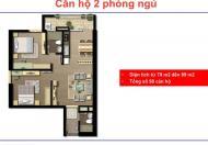 Bán căn hộ chung cư tại Nam Đô Complex 609 Trương Định, Hoàng Mai, Hà Nội