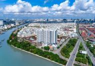Bán căn hộ Riva Park 80.88m2 căn số 8 tầng cao view sông Bitexco Q1 cực đẹp