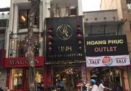 Cần bán nhà chính chủ góc 2 mặt tiền Trần Nhật Duật, Q. 1, DT 101m2, 3 tầng, giá 26,5 tỷ (TL)