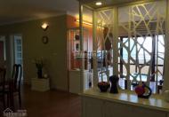 Cho thuê căn hộ 3 phòng ngủ, 120m2 đủ nội thất cao cấp chung cư Hà Thành Plaza, giá 13 tr/th