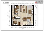 Bán căn hộ Centana Thủ Thiêm B-11-02, giá gốc chủ đầu tư