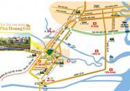 Đường 50m, DT: 160m2, giá 17 tr/m2, khu phức hợp kinh doanh nhà phố. LH: 0906.733.464