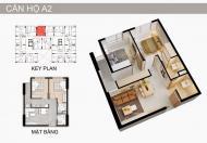 Cần bán gấp căn hộ Bông Sao Block B, Quận 8, diện tích 60m2, giá bán 1.37 tỷ, nhà mới