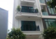Bán nhà mặt phố Trần Nhân Tông, 5 tầng, MT 3.7m, giá 9.2 tỷ