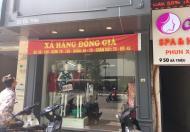 Cho thuê nhà mặt phố Bà Triệu, DT 55m2, MT 4m, giá 55triệu/tháng Lh 0984.875.704