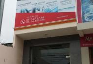 Cho thuê văn phòng tại phường Nghĩa Chánh, TP Quảng Ngãi. Diện tích 130m2, giá 5.5 triệu/tháng