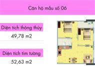 Bán chung cư Nghĩa Đô, căn hộ 2 phòng ngủ, giá chỉ 1.7 tỷ