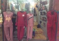 Sang nhượng cửa hàng giầy dép, túi xách mặt đường Láng, Đống Đa, Hà Nội