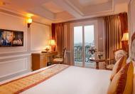 Bán gấp nhà mặt phố hàng hành kinh doanh khách sạn diện tích 190m2 x 11 tầng  nở hậu đẹp hướng tây bắc