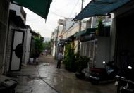 Bán nhà hẻm 8m Gò Dầu, P. Tân Quý, Q. Tân Phú (4x17.2m, cấp 4, 3.6 tỷ)