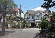 $Cho thuê biệt thự MT Quang Trung, Q.9. DTKV: 1.000m2, Biệt thự: 10x20m, trệt, lầu. Giá: 45tr/th