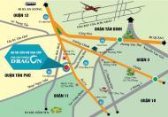 Mở bán đợt cuối căn hộ Southern Dragon (căn hộ Oriental Plaza), Âu Cơ, Tân Phú, 2, 3 PN. Hoàn thiện