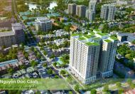Chủ nhà cắt lỗ 30 triệu căn 72m2, chung cư HUD3 Nguyễn Đức Cảnh, giá cực rẻ