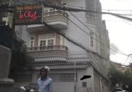 Cho thuê biệt thự góc 2 mặt tiền HXH đường Hồ Biểu Chánh (Huỳnh Văn Bánh), P11, Quận Phú Nhuận