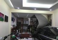 Nhà đẹp Nguyễn Khang , gara ô tô, kinh doanh, 74m2 x 5tầng, giá 12.4 tỷ.