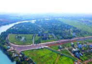 Đất bán 1,2 tỷ/200m2, đã có sổ, view sông lớn. CSHT 100%