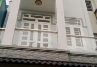 Nhà mới 2 lầu Lê Văn Lương, hẻm xe hơi