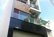 Bán nhà mặt tiền Bàn Cờ, Q3, DT: 4m nở hậu 4,3mx14m, giá 15.4 tỷ TL