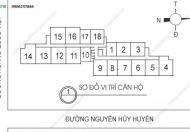 Gia đình tôi cần bán CHCC 60 Hoàng Quốc Việt, căn 1810, DT 71.04m2, giá bán 30 tr/m2. 0936071228