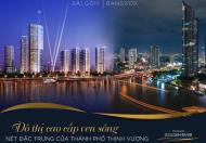 Bán căn hộ Vinhomes Golden River, TT 30% nhận nhà, CK ngay 14%, NH cho vay 70% LS 0%.LH: 0909763212