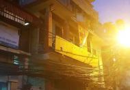 Bán nhà mặt phố, lô góc phố cổ Châu Long Ba Đình 55m2, 5 tầng, MT 5.5m, 18.5 tỷ