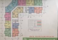 Vào tên trực tiếp căn hộ 107m2 tầng 15 ,3PN,2WC tại dự án B32 Đại Mỗ-nhà ở cán bộ chiến sĩ