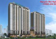 Căn hộ mặt tiền đường Nguyễn Tất Thành giá chỉ từ 2 tỷ/căn, ký HĐ 10%, tặng SH 60tr