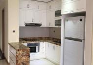 Cho thuê CHCC 165 Thái Hà, 160m2, 3PN, đủ đồ, nội thất đẹp, giá 16 triệu/th