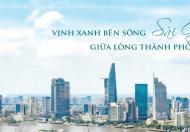 Saigon Riverside City vị trí