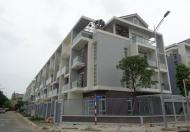 Bán gấp căn nhà phố 5.4x20m Quận 7 ven sông, 1 trệt, 3 lầu giá gốc rẻ hơn CĐT 500 triệu, đã có sổ
