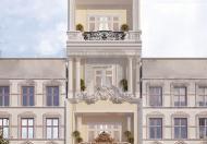 170tr/m2 có nhà mặt phố gần ngã 4 Phố Huế, Đại Cồ Việt, Bạch Mai, 95m2, MT 4.5m, nở hậu