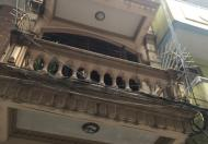 Cho thuê nhà 5 tầng tại ngõ 168 Phạm Văn Đồng, 46mx5m, đủ đồ