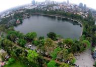 Bán lô đất cực đẹp mặt hồ Ba Mẫu , dt 430m2, MT 12.8m, giá 83.8 tỷ