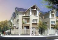 Biệt thự Nguyễn Xiển 186m2 dt sử dụng 247m2 căn Góc view Công Viên