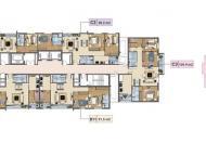 Bán căn hộ CC Xuân Phương Báo Nhân Dân căn 801 tòa D, DT 99.7m2, giá 19tr/m2. LH 0981129026