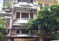 Bán tòa nhà 4 tầng, mặt phố hiếm Tăng Bạt Hổ, mặt tiền 6m, giá thỏa thuận