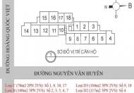 Bán căn hộ chung cư  60 Hoàng Quốc Việt