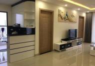 Chính chủ cho thuê CHCC Hà Nội Center Point 3 phòng ngủ , đầy đủ đồ,ban công đông nam.