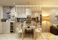 Cần bán căn hộ Golden Star, 56.60m2, giá 1,662 tỷ/căn, giá đã bao gồm thuế phí, tặng ML 35tr, PQL