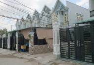 Bán nhà 1 trệt + 1 lầu giá 460 triệu. Mặt tiền kinh doanh, sổ riêng