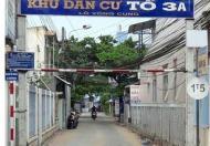 Cần bán nền trong kdc 3A- phường AN BÌNH- quận NINH KIỀU