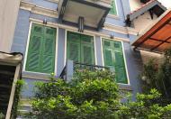 Bán nhà phố Vĩnh Phúc phân lô, ôtô tránh, vỉa hè chỉ 6.85 tỷ
