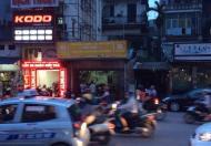 Bán nhà mặt phố Trần Khánh Dư, diện tích 136m2, mặt tiền 7.8m, vị trí đẹp để kinh doanh