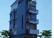 Bán nhà Đào Tấn, quận Ba Đình, 37m2, 5 tầng, mặt tiền 5m, 4PN