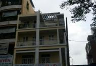 Bán nhà MT, 3 lầu mới, đường Nguyễn Văn Cừ, Q1. DT: 8m x 20m, giá: 33 tỷ, TN: 150 triệu/tháng