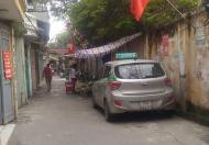 Phân lô VIP, 7 chỗ đỗ, khu vực Trương Định, Nguyễn An Ninh 65m, 4,6 tỷ LH: 091 565 0880
