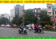 Sốc: Mặt phố Nguyễn Khánh Toàn gần 110 m2, 35 tỷ, lô góc, kd đỉnh