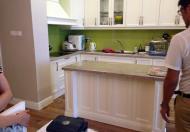 Cho thuê căn hộ 80m2 khu Ngoại Giao Đoàn gồm 2PN, 2WC, giá 6 tr/th